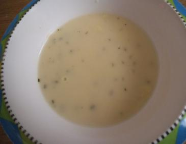 Knoblauchsuppe