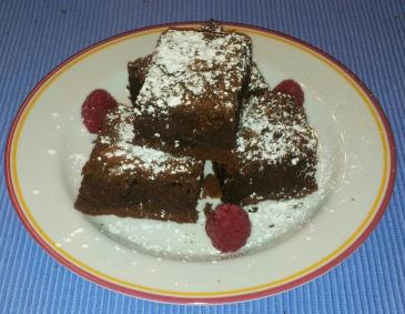 Schlemmer-Brownies
