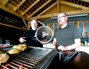 Die Video Grillschule - Kartoffeln grillen