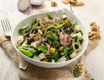 Vegetarische Salate