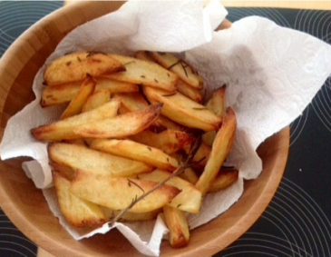 Potatowedges