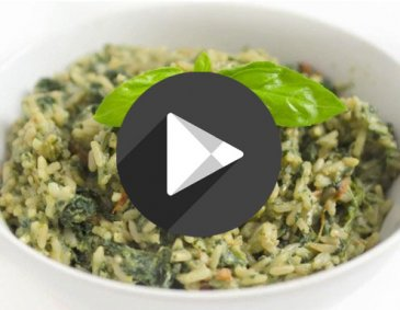 Video - Brennnessel Risotto