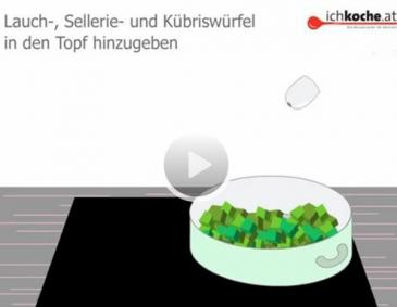 Video - Kürbiscremesuppe