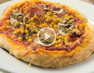 Video - Pizza Cardinale