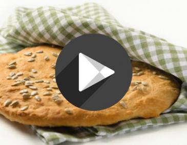 Video - Schnelles Fladenbrot