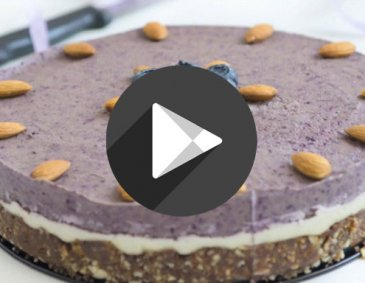 Video - Vegane Torte ohne Backen