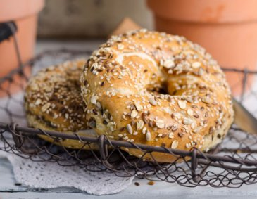 Bagels Grundrezept