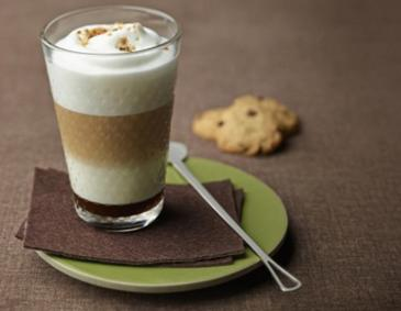 Caffé Latte Chocolate Cookie