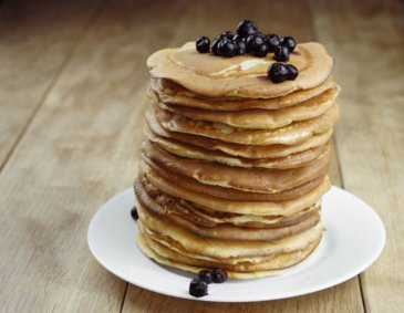 Backrezepte pancake