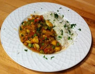 Karfiolcurry