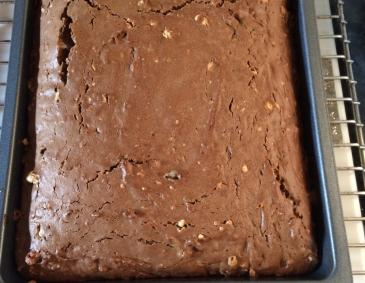 Brownies mit Pistazien