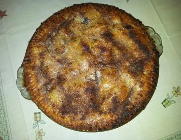 Altenglischer Apple Pie