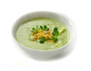 Brunnenkresse Suppe