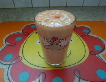 Joghurt-Papaya Cocktail
