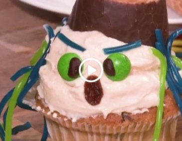 Video - Hexen-Cupcakes