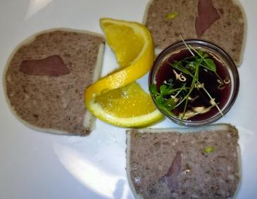 Wildterrine (Grundrezept)