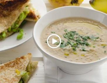 Video - Quittensuppe