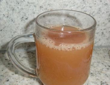 Orangenpunsch Alkoholfrei