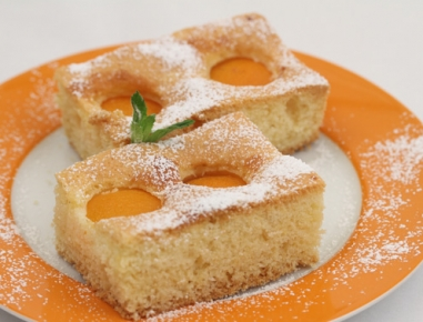Marelični kolač
