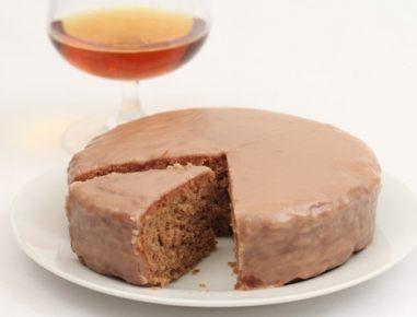 Torta s konjakom