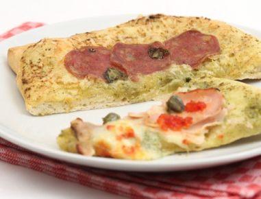Pica iz nekvašenega testa