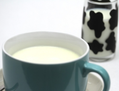 Mlečna juha