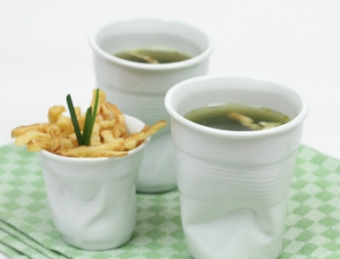 Špinačna juha