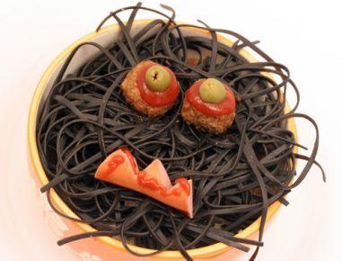 Špageti z zrkli