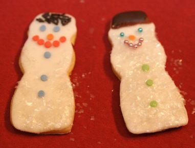 Sladki snežaki