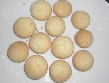Vanilijeve snežne kroglice