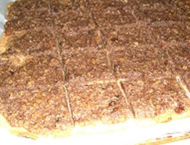Sladke rezine z amarantom