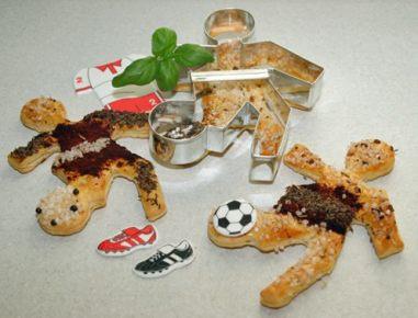 Nogometni krekerji
