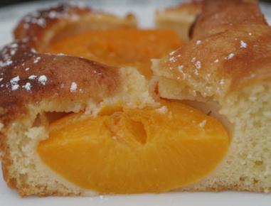 Breskov kolač