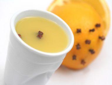 Punč iz pomaranč in medu