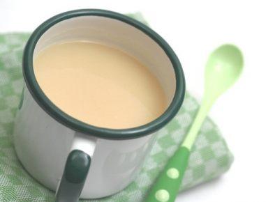 Hrana za dojenčke: krompirjeva juha s pastinakom