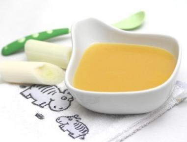 Hrana za dojenčke: prosena juha