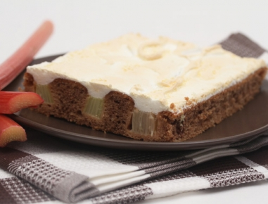 Rabarbarin kolač
