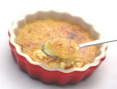 Crème brûlée - osnovni recept