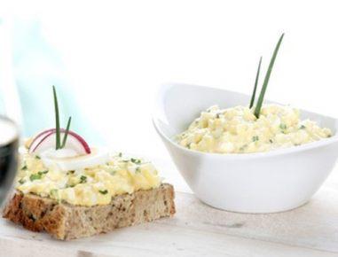 Osteraufstrich rezept - Eier kochen mittel ...