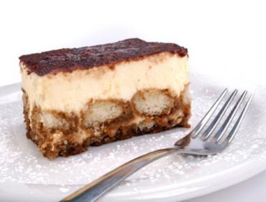 Tiramisu torte kalorienarm