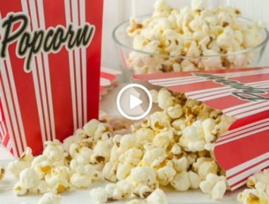 video popcorn selber machen. Black Bedroom Furniture Sets. Home Design Ideas