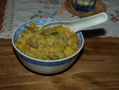 vegetarische currypfanne mit kokosmilch rezept. Black Bedroom Furniture Sets. Home Design Ideas