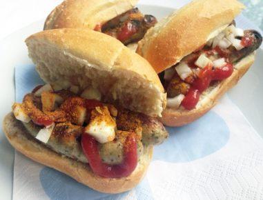 Mini hotdog s pečenico