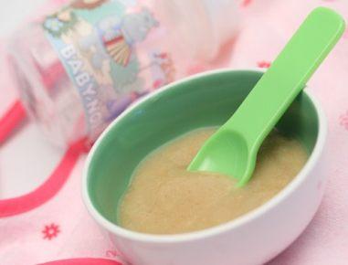 Hrana za dojenčke: Polnozrnata sadna kašica