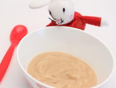 Hrana za dojenčke: Kašica iz pastinaka, bučk in govedine