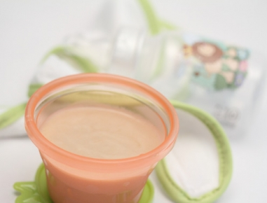 Hrana za dojenčke: Kašica iz cvetače, krompirja in govedine