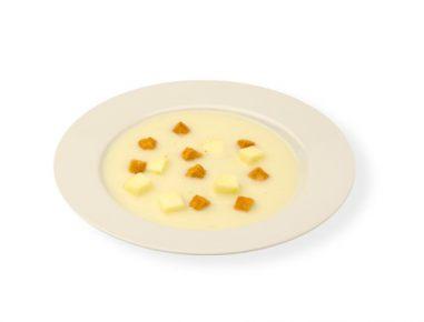 Juha iz krompirja in hrušk