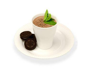 Mlečni shake - čokoladna bomba