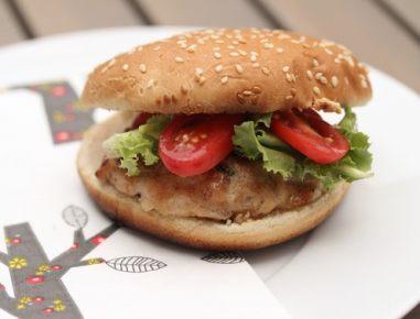 Piščančji burger