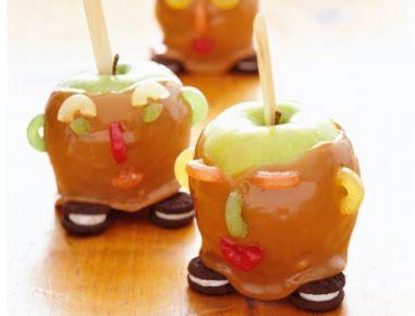 Čokoladno-jabolčne figurice
